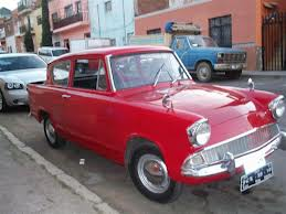 $12k FORD ANGLIA - 1966 Auto antiguo,